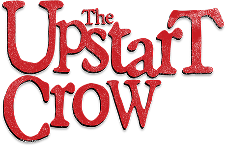 The Upstart Crow title treatment